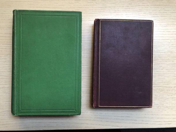 Stare angielskie książki 1862