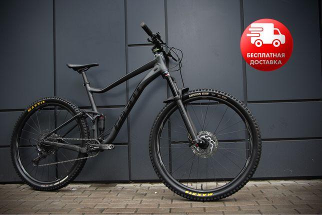 Велосипед Giant Stance двухподвес canyon cube trek scott cannondale yt