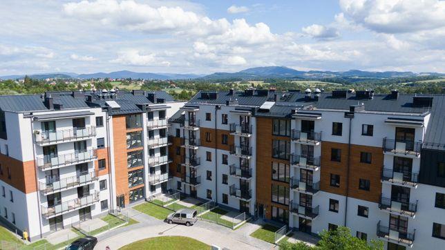 CIESZYN - Nowe mieszkanie 2 pokojowe |37,35m2| z prywatnym tarasem.