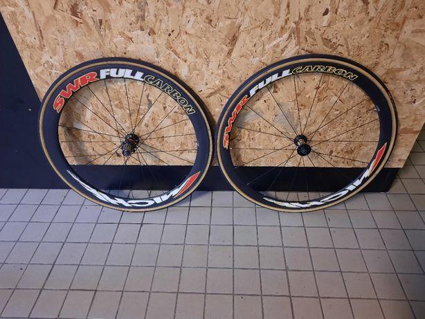 rodas de carbono baratas tubulares