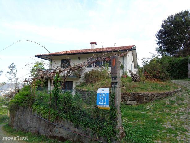 Moradia 3 quartos, Vale De Cambra