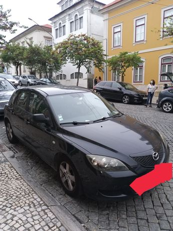 Carro Mazda 3, de origem (mecânica fiável)