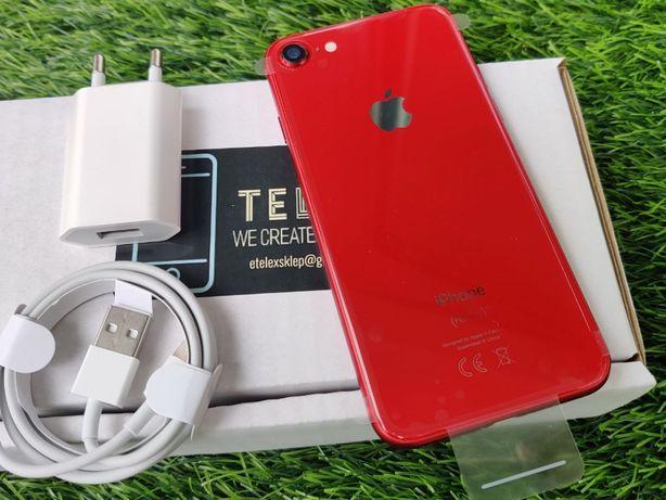 IPhone 8 64GB RED CZERWONY Limitowany Bateria 88% Gwarancja FAKTURA