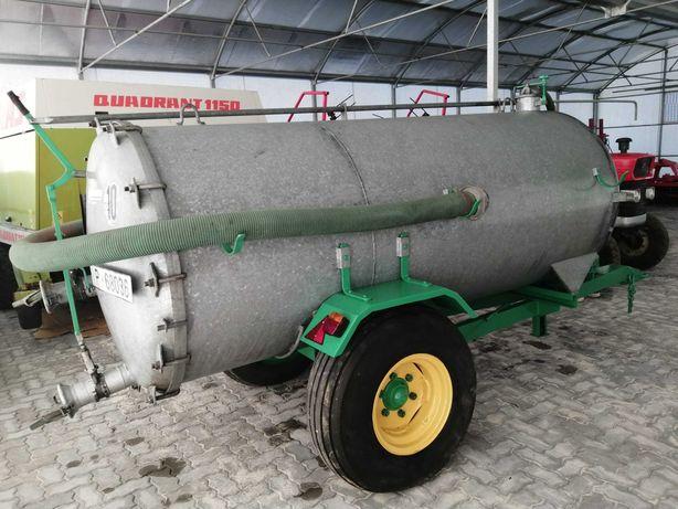 Cisterna agrícola 4000 litros usada