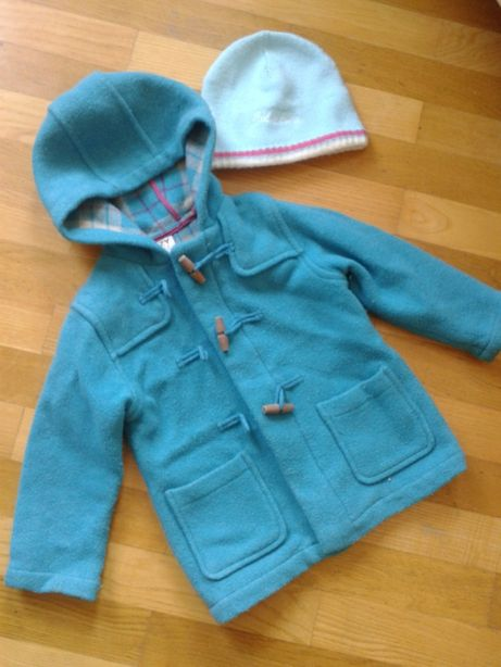 пальто шерстяне 2-3