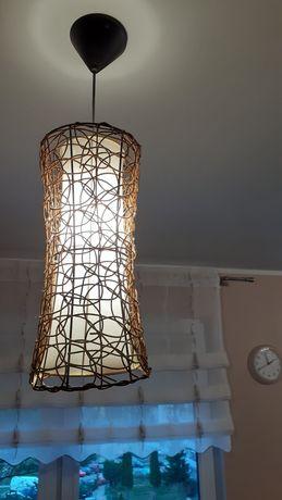 Stylowa lampa wisząca