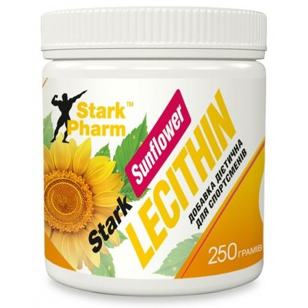Stark Sunflower Lecithin - Stark Pharm (250 гр) лецитин с инулином