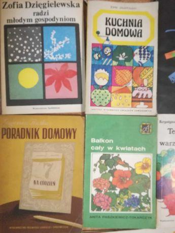 Książki różne 5 zł sztuka