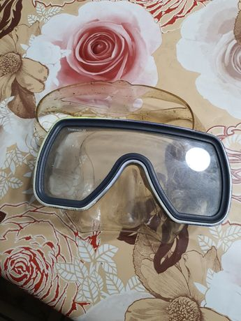 Okulary do pływania lub nurkowania