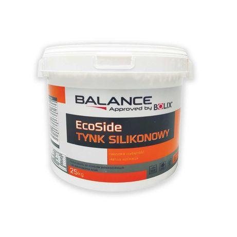 Bolix Balance EcoSide Tynk Silikonowy 25kg