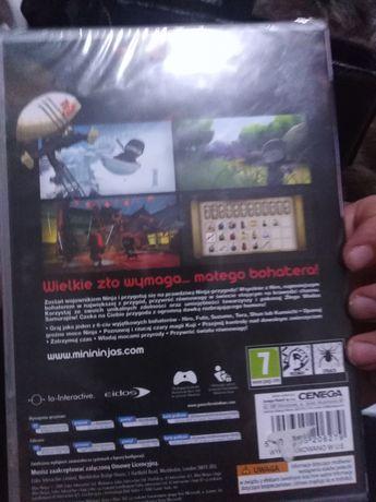 Gra na PC mini ninjas