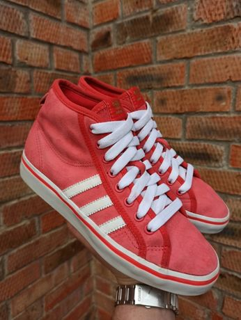 Кроссовки кожаные Adidas Nizza Размер 38,5 (25 см.)
