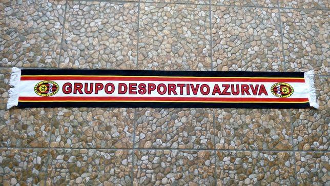 Grupo Desportivo de Azurva szalik szal piłkarski sportowy Portugal
