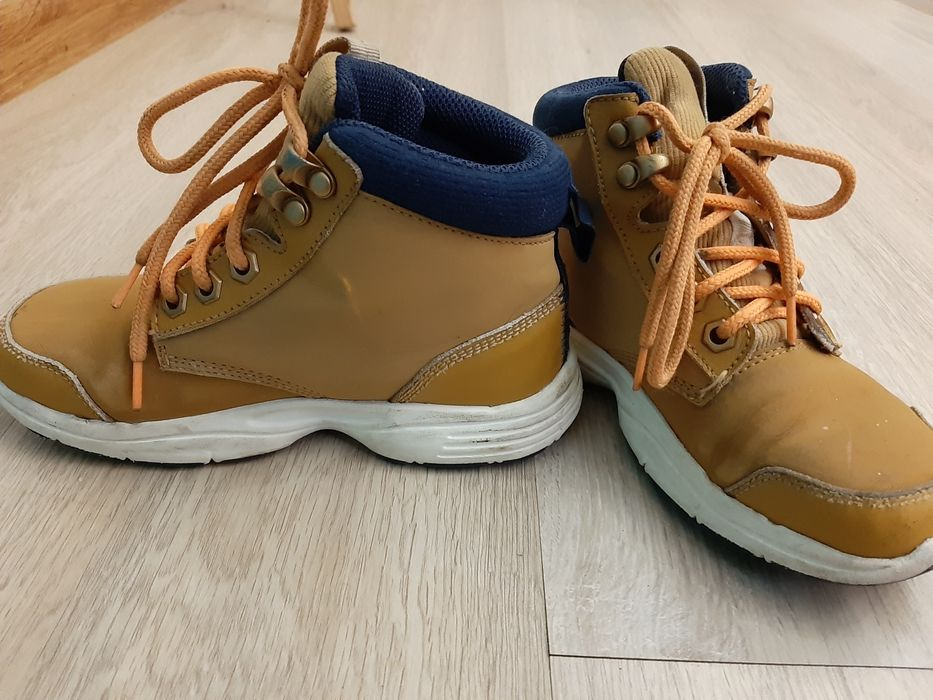 Ботинки на осень Запорожье - изображение 1