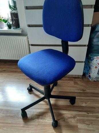 Krzesło obrotowe Z PODŁOKIETNIKAMI fotel biurowy