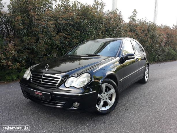 Mercedes-Benz C 270 CDi Avantgarde Aut.