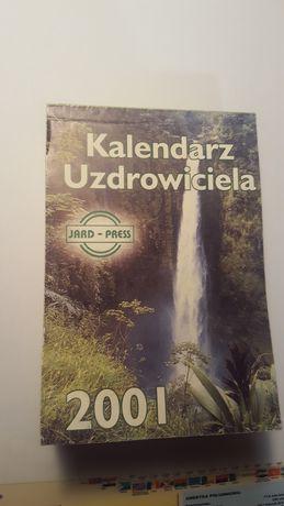kalendarz zdzierany 2001