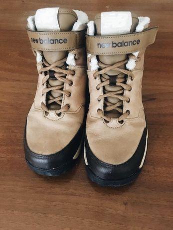Зимние кроссовки New Balance 754