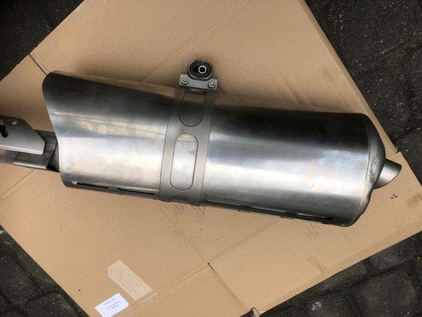Tłumik wydech bmw r 1200 gs 06r części kolektor rura wydechowa