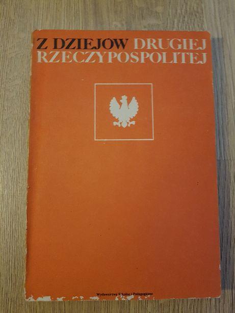 Andrzej Garlicki Z Dziejów Drugiej Rzeczypospolitej