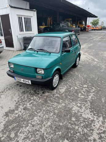 Fiat 126p Maluch ELEGANT
