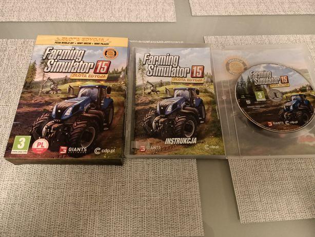 Farming Simulator 15 złota edycja