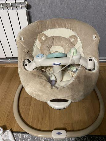 Крісло качалка для дітей  graco
