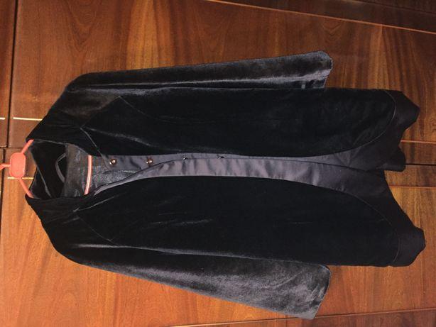 Продам велюровое пальто