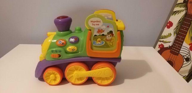 Mój pierwszy pociąg