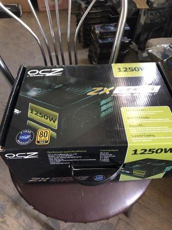 Блок живлення ATX OCZ-ZX1250W з майнінга ! 15 шт.