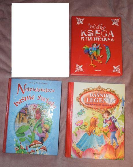 Zestaw książek dla dziecka