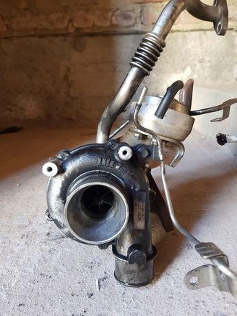 Турбина мазда 6 gg gh 5 2.0 дизель RF7J турбіна Mazda