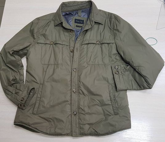 Куртка Massimo Dutti Канада XXL 52р. Модель 2020. Отл. состояние