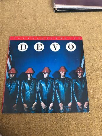 Vinil DEVO - Freedom Of Choice