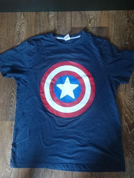 Футболка Marvel капитан Америка L