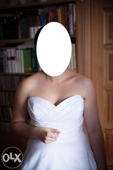Suknia ślubna Justin Alexander Kadzidło - image 1