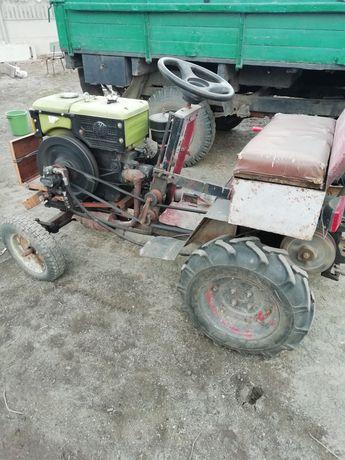 Продам мини трактор в рабочем состоянии
