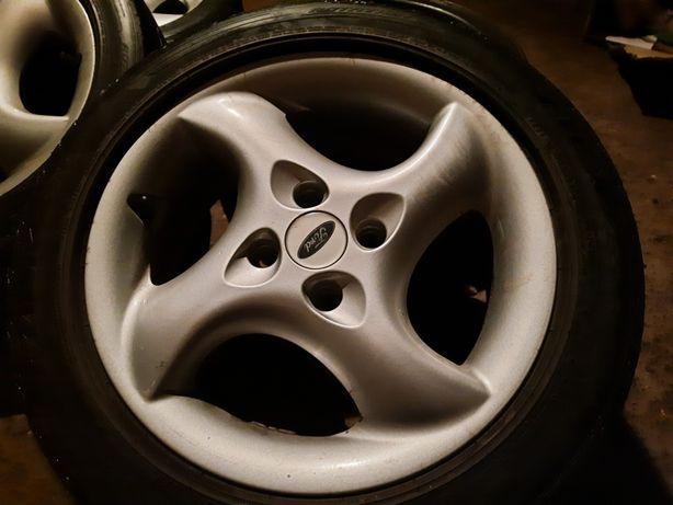 Титани (диски) Ford Sierra з резиною R16
