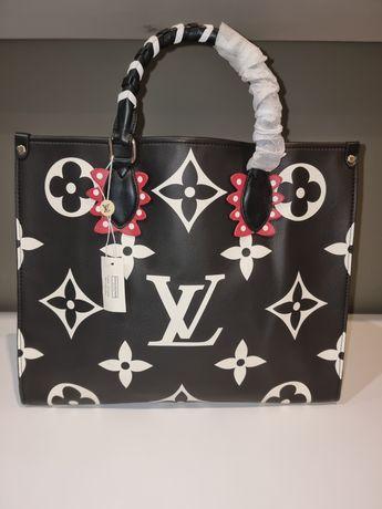 Sacola grande Louis Vuitton (Pele)
