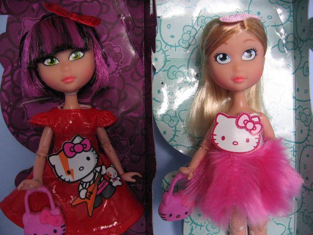 2 lalki Club Hello Kitty - nowe, w pudełkach