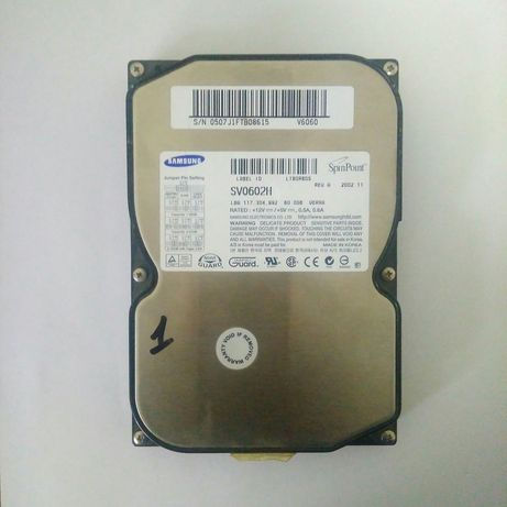 1 Gb=1 грн Вінчестер Жесткий диск HDD IDE ATA SATA