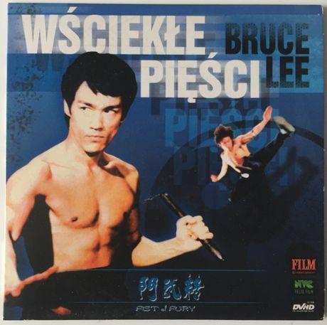 DVHD Wściekłe pięści Bruce Lee