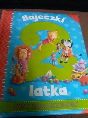 książka dla dzieci Bajeczki 2 latka