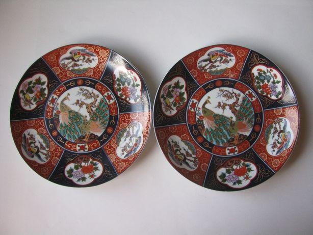 Декоративная. Настенная. Коллекционная тарелки. Китай.