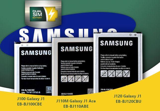 Новая батарея Samsung EB-BJ120CBE для Samsung J120 Galaxy J1 и др.