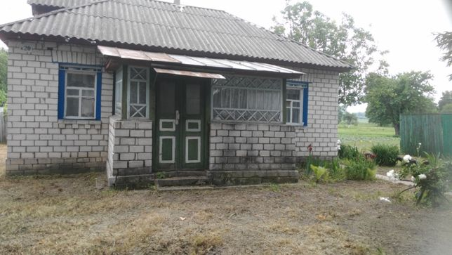 Продажа дома с Сухиня. Бобровицкий р-н Черниговская обл