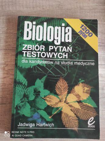 Biologia zbiór pytań testowych.