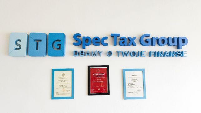 Biuro Rachunkowe STG - księgowość, kadry, płace, PIT, VAT, ZUS, tanio