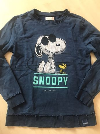 Zara longsleeve bluzka Snoopy