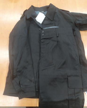 Ubrania robocze czołgisty ( czarnuch )